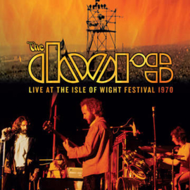THE DOORS Live At The Isle Of Wight Festival 1970 2LP