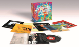 Supersister Memories Are New/complete Studio Album Collection 6CD