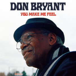 Don Bryant You Make Me Feel LP