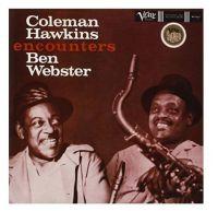 Coleman Hawkins  / Ben Webster Coleman Hawkins Encounters Ben Webster LP