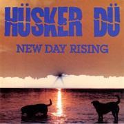 Hüsker Dü New Day Rising LP