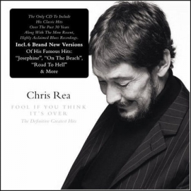 Chris Rea - Fool If You Think It's Over 2LP