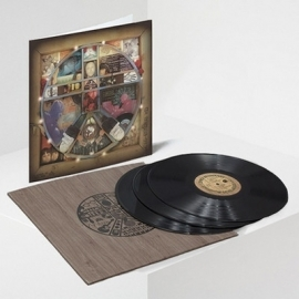 Badly Drawn Boy Hour Of Bewildebeast 3LP.-deluxe-