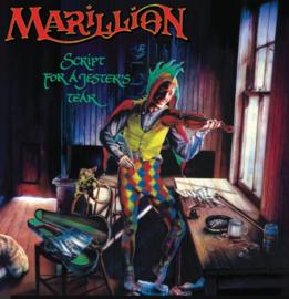 Marillion Script For A Jester's Tear (2020 Stereo Remix) LP