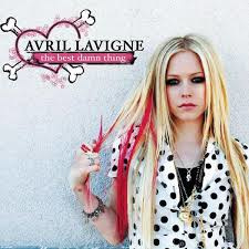 Avril Lavigne The Best Damn Thing LP