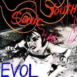 Sonic Youth EVOL 2LP