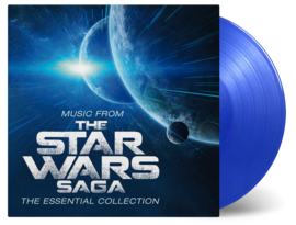 Star Wars Saga 2LP - Blue Vinyl-