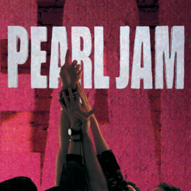 Pearl Jam Ten LP -reissue-