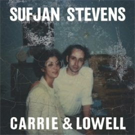 Sufjan Stevens - Carrie & Lowell LP- Black Vinyl-