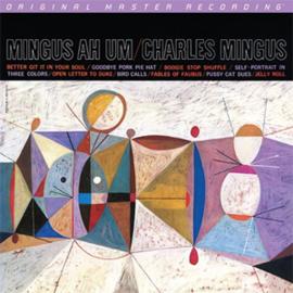 Charles Mingus Mingus Ah Um Numbered Limited Edition Hybrid Stereo SACD