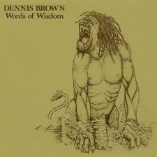 Dennis Brown Words Of Wisdom LP