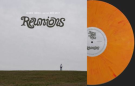 Jason Isbell Reunions LP - Orange Vinyl -