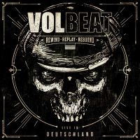 Volbeat Rewind, Replay, Rebound: Live In Deutschland 3LP
