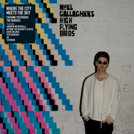 Noel Gallagher's High Flying Birds  Where The City Meets  The Sky 2LP + CD