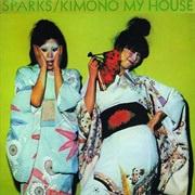 Sparks Kimono My House LP