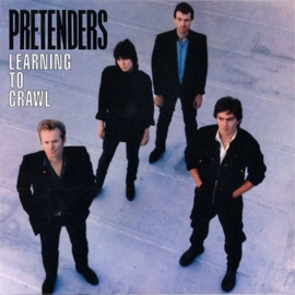Pretenders - Learning To Crawl HQ LP