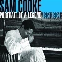 Sam Cooke - Portrait Of A Legend 2LP.