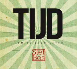 Stef Bos Tijd Om Te Gaan Leven LP + CD