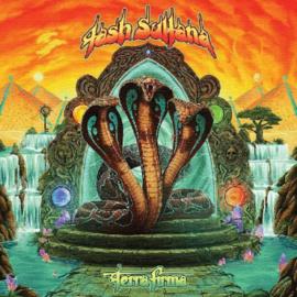 Tash Sultana Terra Firma LP - Yellow Vinyl-