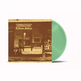 Elton John Tumbleweed Connection 2LP - Green Vinyl-