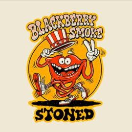 BLACKBERRY SMOKE STONED LP - Red Vinyl-
