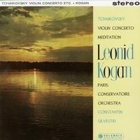 Leonid Kogan - Tchaikovsky Violin Concerto LP