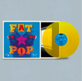 Paul Weller Fat Pop LP - Yellow Vinyl-