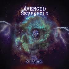 Avenged Sevenfold The Stage 2LP