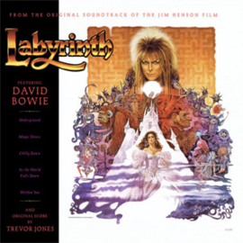 David Bowie & Trevor Jones Labyrinth Soundtrack LP