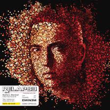 Eminem Relapse 2LP