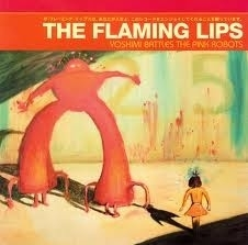 Flaming Lips - Yoshimi Battles The Pink Robots LP