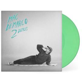 Mac Demarco 2 Demos LP - Green Vinyl-
