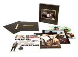 Eric B & Rakim Complete Collection 1987-1992  8LP + 2CD