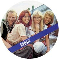"Abba The Name Of The Game 7 ""Ltd. Picture"