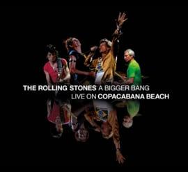 Rolling Stones A Bigger Bang  Live On Copacabana Beach DVD