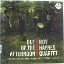 Roy Haynes Quartet - Out Of The Afternoon LP