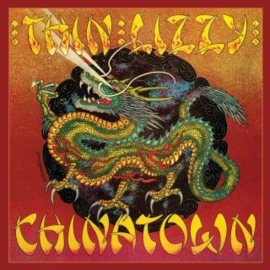 Thin Lizzy Chinatown 2LP