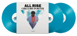 Gregory Porter All Rise 3LP - Blue Vinyl-