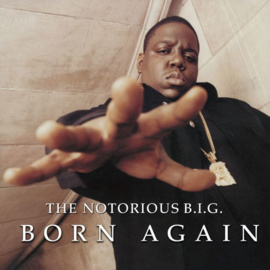 Notorious B.i.g. Born Again 2LP