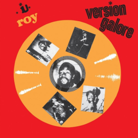 U-Roy Version Galore LP