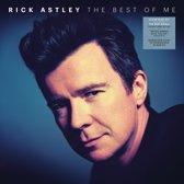 Rick Astley Best Of Me 2LP - Clear Blue Vinyl-