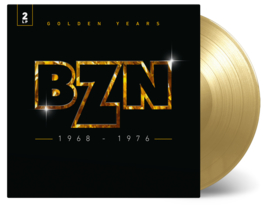 B.Z.N. Golden Years 2LP - Gold Vinyl-