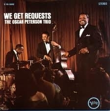 Oscar Peterson  We get Requests LP