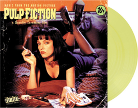 Quentin Tarantino Pulp Fiction Soundtrack 180g LP - Yellow Vinyl