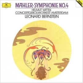 Mahler Symphony No. 4 180g  LP