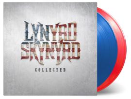 Lynyrd Skynyrd Collected 2LP - Coloured Vinyl-