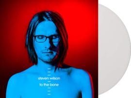 Steven Wilson To The Bone 2LP - White Vinyl-