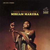 Miriam Makeba - The World Of Miriam Makeba HQ LP