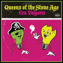 Queens Of The Stone Age Era Vulgaris 2LP