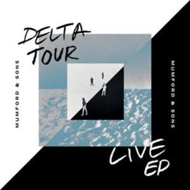 Mumford & Sons Delta Diaries CD + Boek